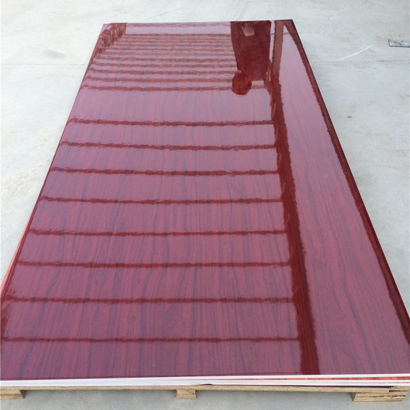 木塑贴面发泡板