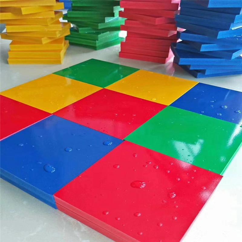 Colorful Foam Board